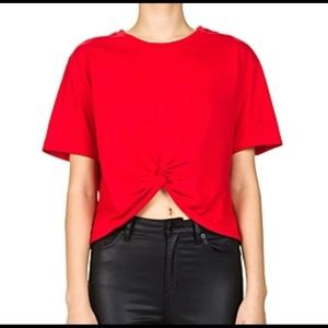The Kooples red knot T-shirt